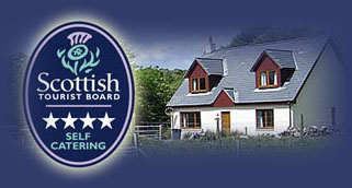 luxury self catering cottage mull