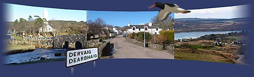 holiday cottage dervaig mull